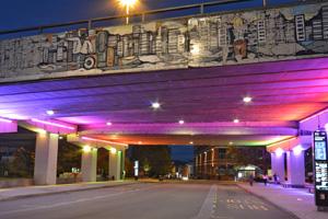 Architectural lighting | Festive lights/festive lighting/rgb festoon