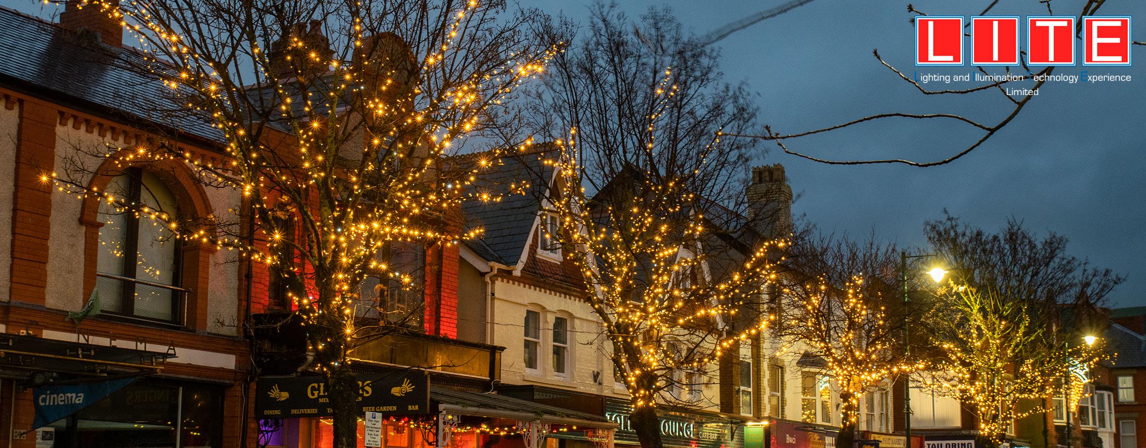 Tree lighting festive lightsfestive lightingrgb festoondmx tree lighting aloadofball Choice Image